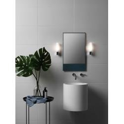 Bari Bathroom Wall Light in Polished Chrome