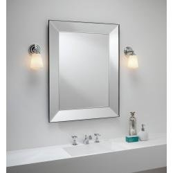 Anton Bathroom Wall Light in Polished Chrome