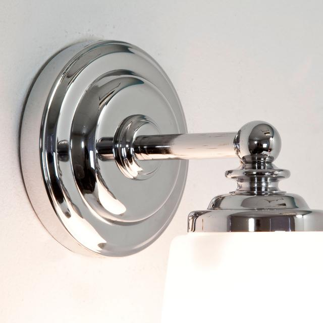 Anton Bathroom Wall Light in Polished Chrome