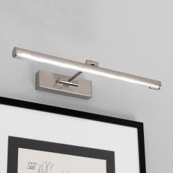 Goya 460 LED Pendant in Brushed Nickel