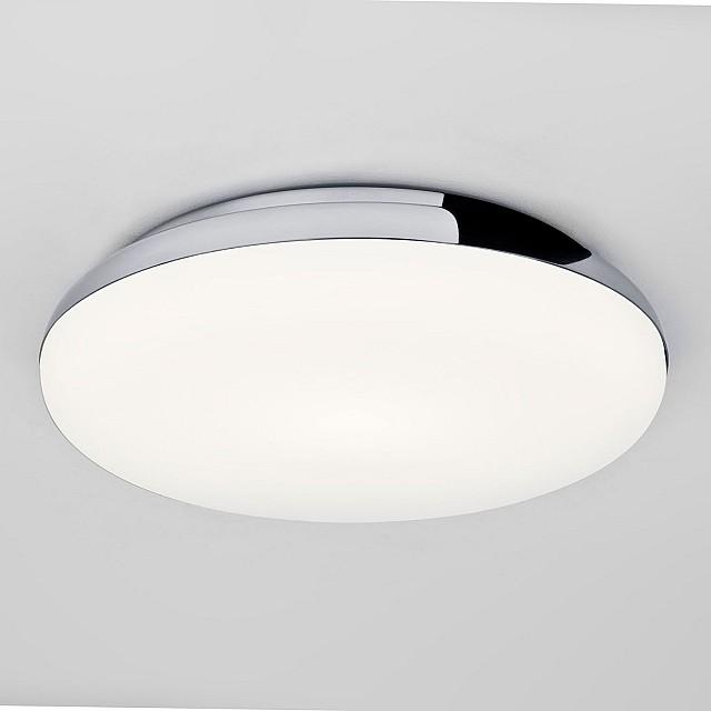 Altea 300 Bathroom Ceiling Light in Polished Chrome