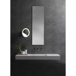Catena Magnifying Mirror in Polished Chrome