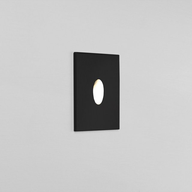 Tango LED 3000K Marker Light in Textured Black