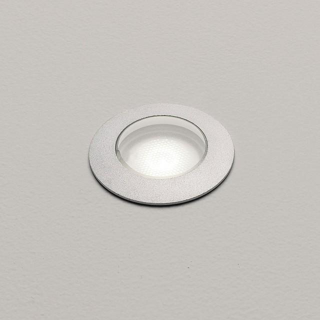 Terra 42 LED Ground Light in Anodised Aluminium