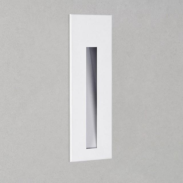 Borgo 43 LED 2700K Marker Light in Textured White