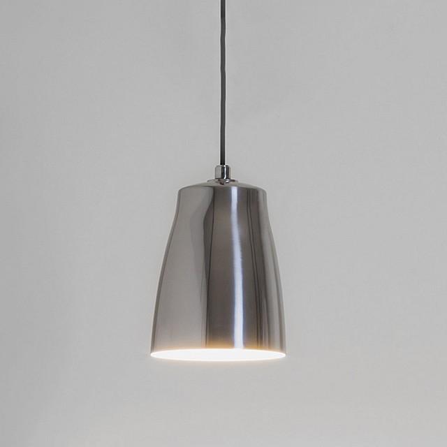 Atelier 150 Pendant in Polished Aluminium