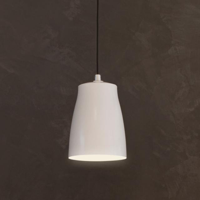 Atelier 150 Pendant in Matt White