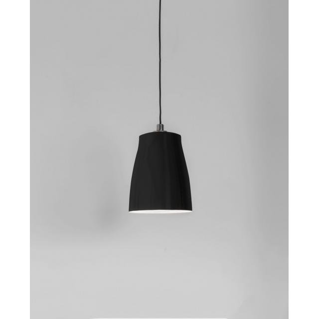 Atelier 150 Pendant in Matt Black