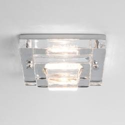 Frascati 12v Recessed Downlight in Polished Chrome