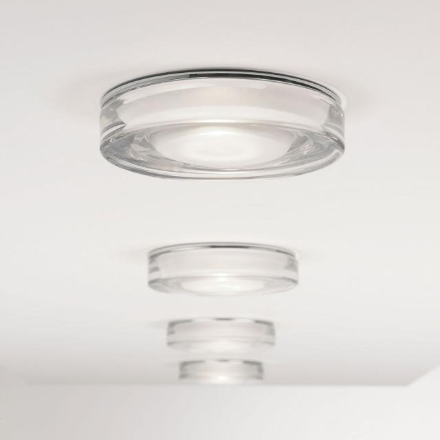 Vancouver Round Recessed Downlight in Polished Chrome