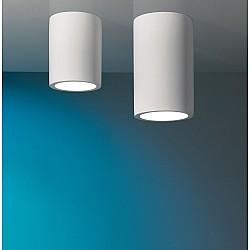 Osca Round 140 Downlight/Recessed Spot Light in Plaster