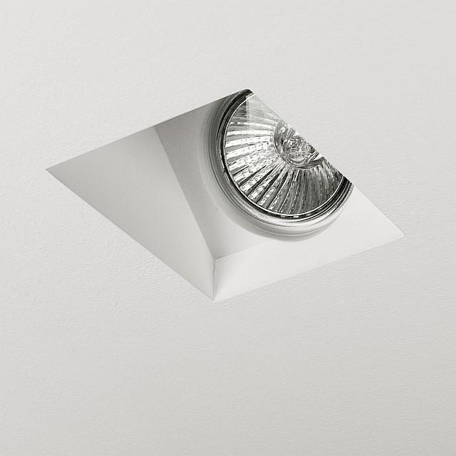 Blanco 45 Downlight/Recessed Spot Light in Plaster