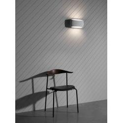 Aria 300 Wall Light in Plaster