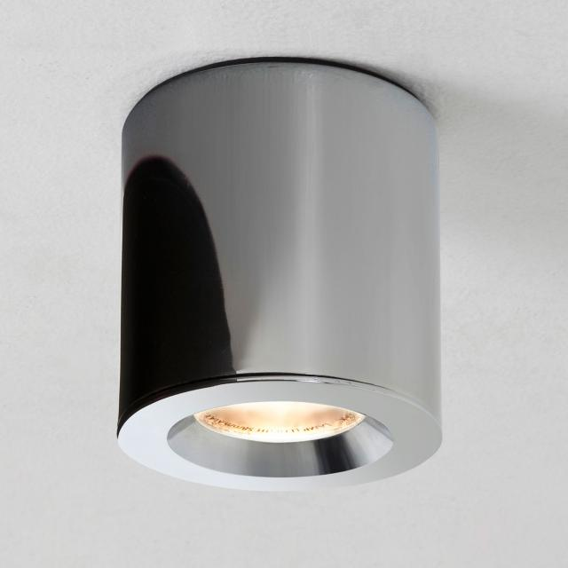 Kos Downlight/Recessed Spot Light in Polished Chrome