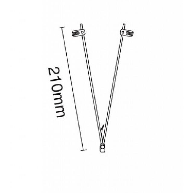 Divider 20 12V Wire Fitting
