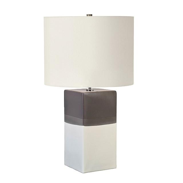 Alba 1 Light Table Lamp - Cream