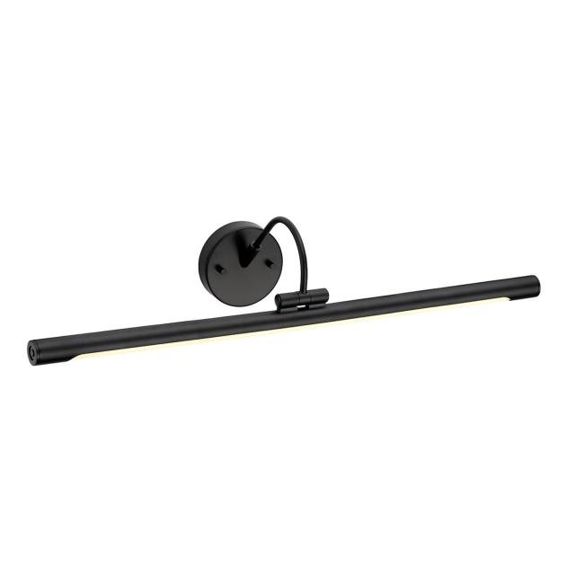 Alton 1 Light Large LED Picture Light - Black