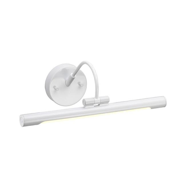 Alton 1 Light Small LED Picture Light - White