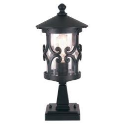 Hereford 1 Light Pedestal Lantern