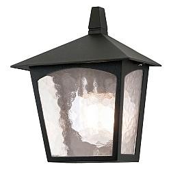 York 1 Light Flush Lantern