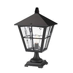 Edinburgh 1 Light Pedestal Lantern