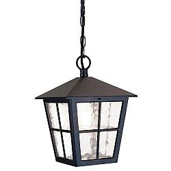 Canterbury 1 Light Grande Chain Lantern