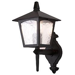 York 1 Light Wall Up Lantern