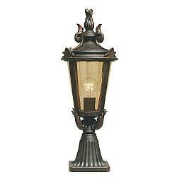 Baltimore 1 Light Medium Pedestal Lantern