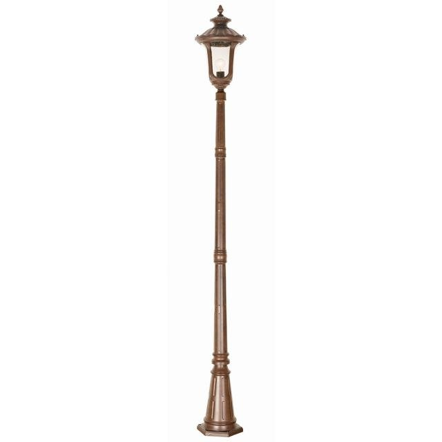 Chicago 1 Light Medium Lamp Post