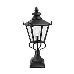 Grampian 1 Light Pedestal Lantern