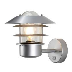 Helsingor 1 Light Pir Wall Lantern