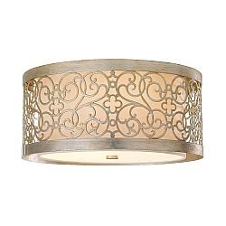 Arabesque 2 Light Flush Light