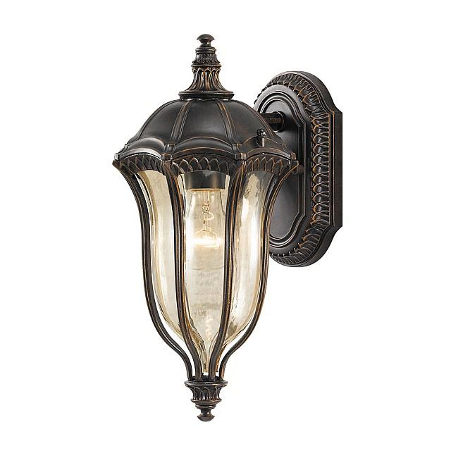 Baton Rouge 1 Light Small Wall Lantern
