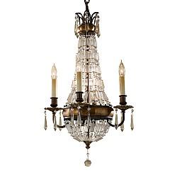 Bellini 4 Light Chandelier