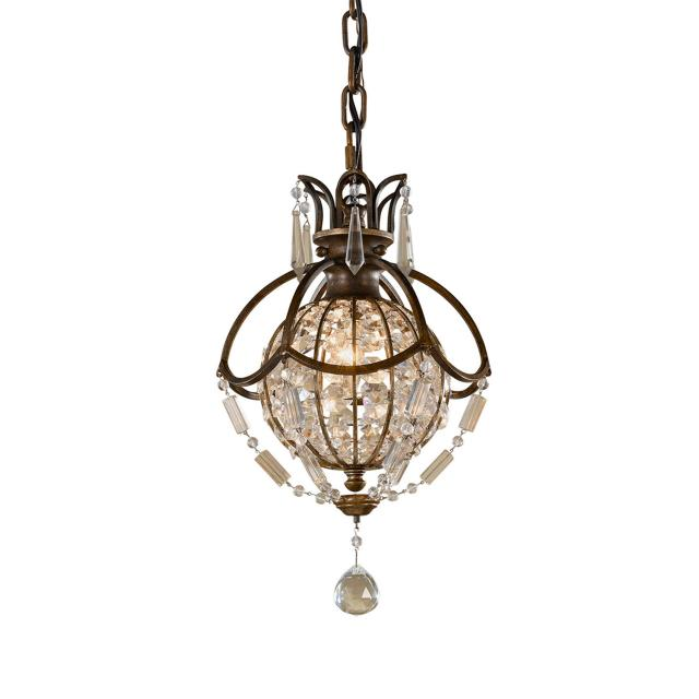 Bellini 1 Light Pendant Light