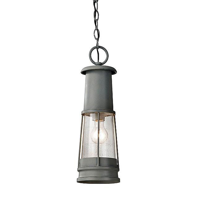 Chelsea Harbor 1 Light Chain Lantern