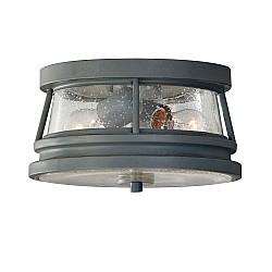 Chelsea Harbor 2 Light Flush Lantern