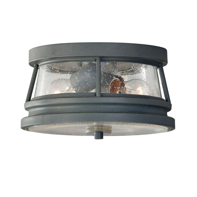 Chelsea Harbor 2 Light Flush Lantern