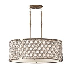 Lucia 3 Light Pendant Light