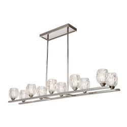 Rubin 10 Light Island Chandelier