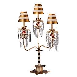 Birdland 3 Arm Table Lamp