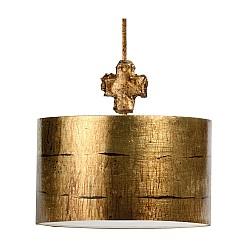 Fragment 1 Light Large Pendant - Gold