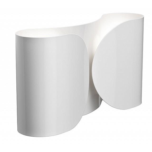 Flos Foglio White Wall Light