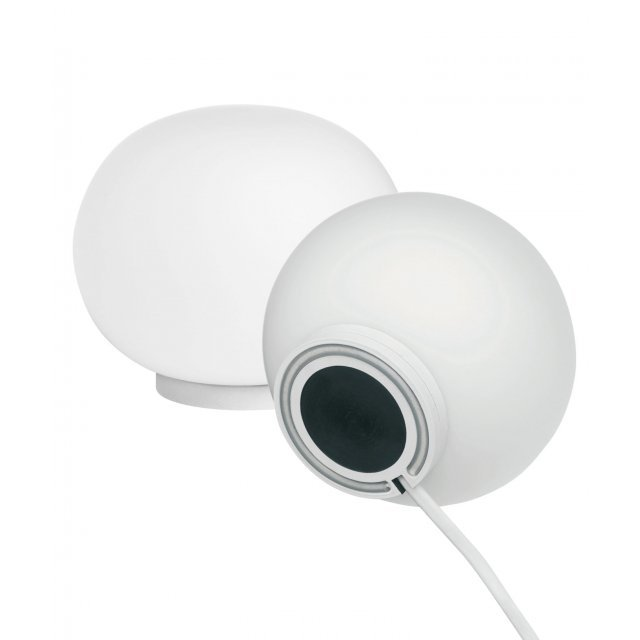 Flos Glo-Ball Basic Zero Swt Gb White Table Light
