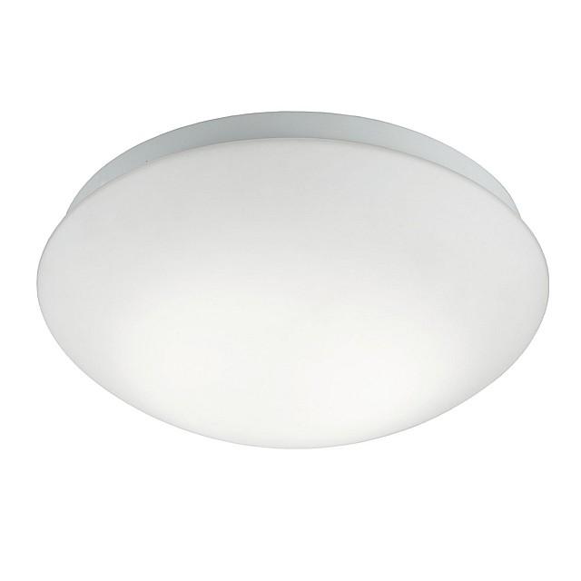350mm Circular Flush White Finish