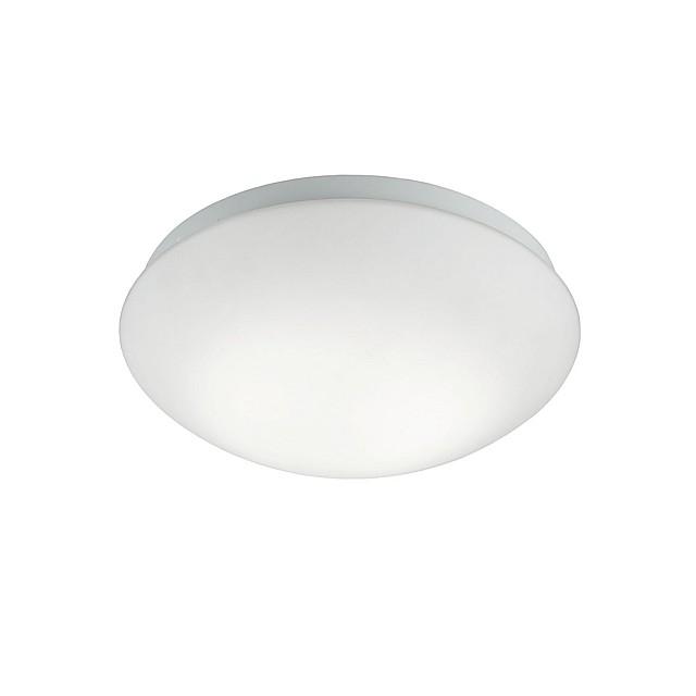 265mm Circular Flush White Finish