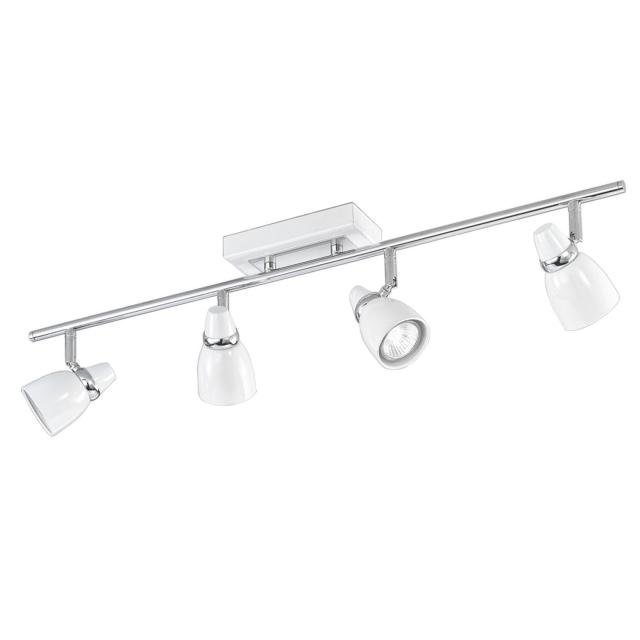 Pixon 4 light Spot White / Chrome Finish