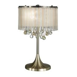 Ambience 3Lt Table Lamp Bronze Finish