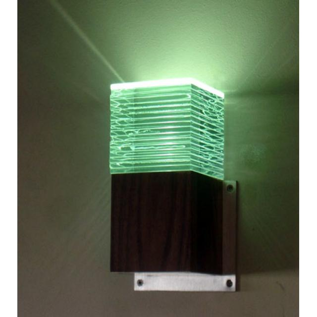 Mini LED Glass layer Wall Light