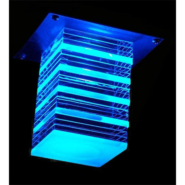 LED Glass Layer Block Ceiling Light